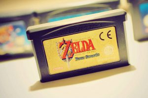 GBA - Legend of Zelda - Four Swords