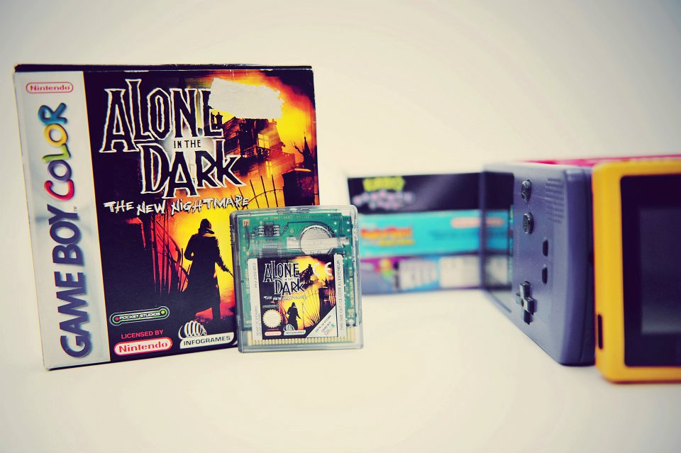 Alone in the Dark - GBC