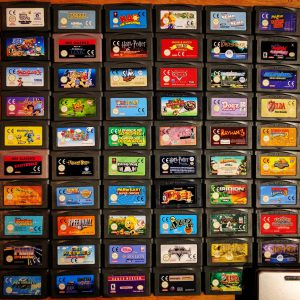 GBA - Game Boy Advance - Collection