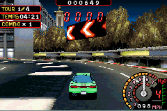 Need For Speed Underground 2 (GBA)