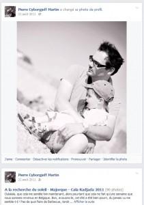 Facebook - Aout 2011 - Cala Radjada