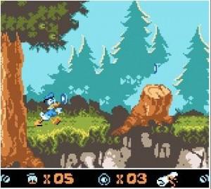 Donald Duck : Quack Attack (GBC)
