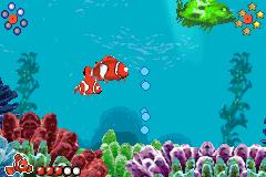Fiding Nemo (GBA)