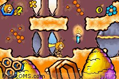 Maya the bee : The great adventure (GBA)