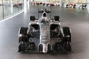 Mc Laren - Mercedes 2014