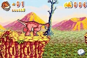 La vallée du petit dinosaure (GBA)