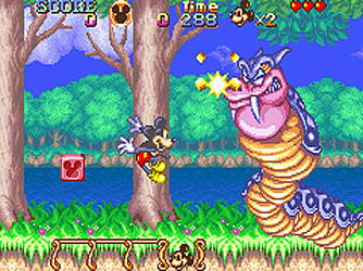 Magical Quest starring Mickey & Minnie (GBA)