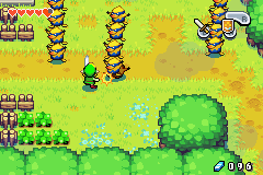 Legend of Zelda : Mimish cap (GBA)