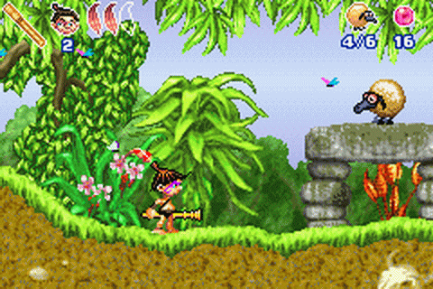 Tak and the power of Juju (GBA)