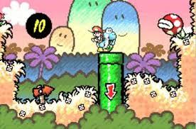 Super Mario Advance 3 : Yoshi's Island (GBA)