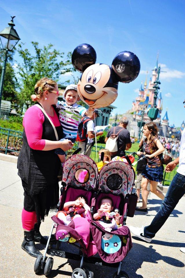 Cosatto - Poussette Jumeaux - Disney