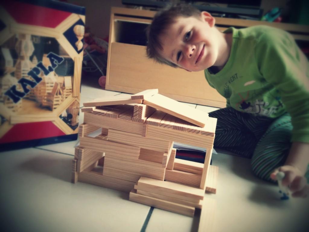 Kapla - Une maison avec des fenêtres !