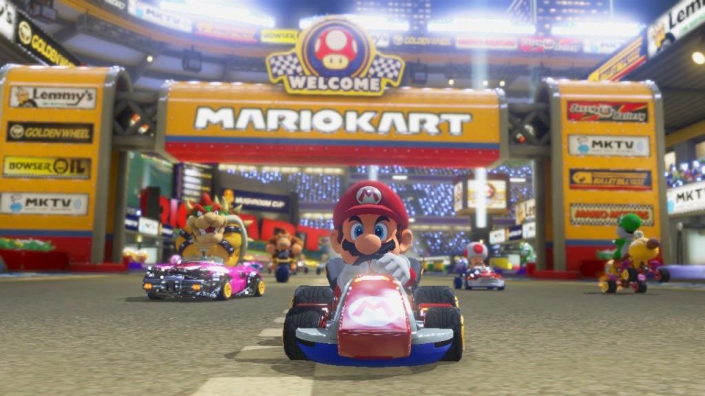 Mario Kart 8 - WiiU