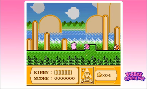 Kirby's Adventure 3D (3DS)