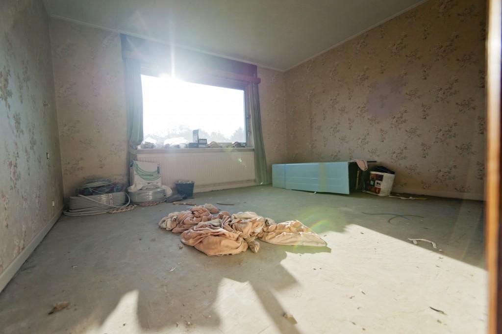 Notre future chambre à coucher.