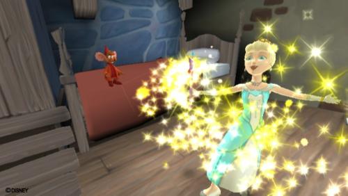 Disney Princesses : mon royaume enchanté (3DS)