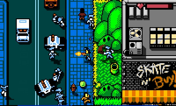 Retro City Rampage DX (3DS)