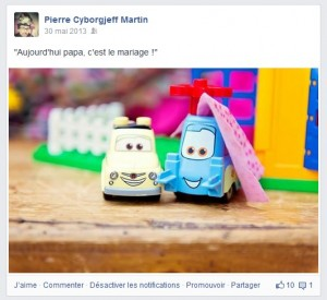 Mariage - Wedding - Cars - LEGO