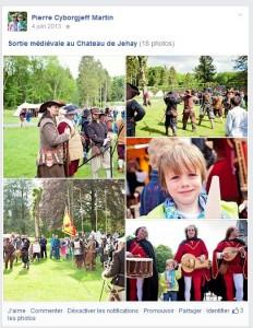 Facebook 2013 - Chateau de Jehay