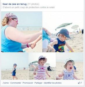 Facebook - Juillet 2013 - Mer du nord