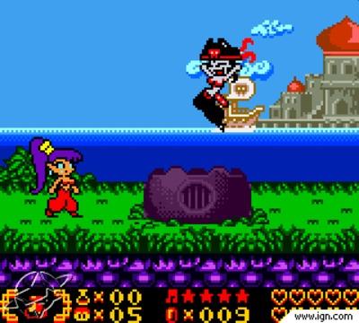 Shantae - GBC (3DS)