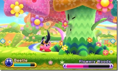 Kirby's Triple Deluxe (3DS)