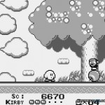 Kirby's Dreamland - Gameboy