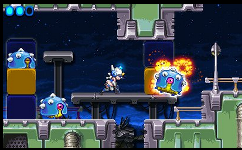 Mighty Switch Force (3DS)
