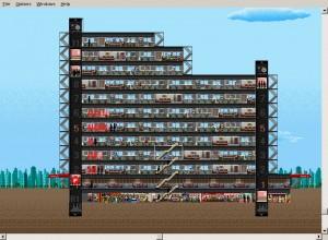 Sim Tower - Maxis 1995
