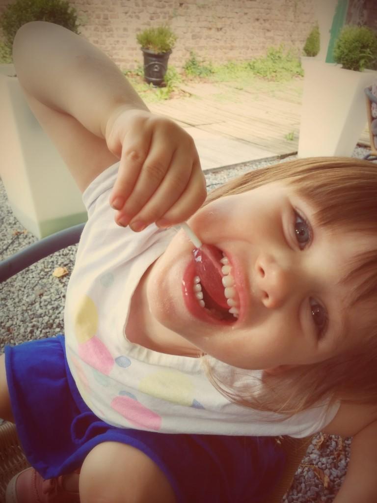 Moi je mange une chiqu E - Juliette - Aywaille