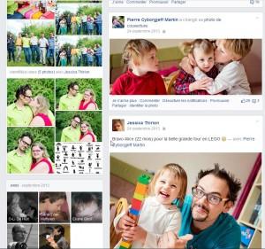 Facebook - Septembre 2013
