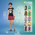 Les Sims 4 - editeurs de Sims