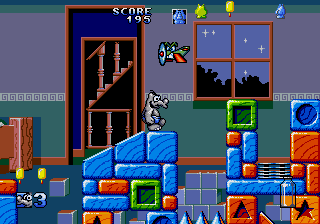 The Ottifants - Megadrive (Graftgolf, SEGA, 1993)