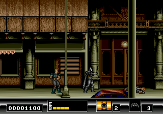 Batman - MD (Sun Corp, 1990)