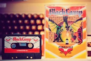 C64 - Black Lamp - K7