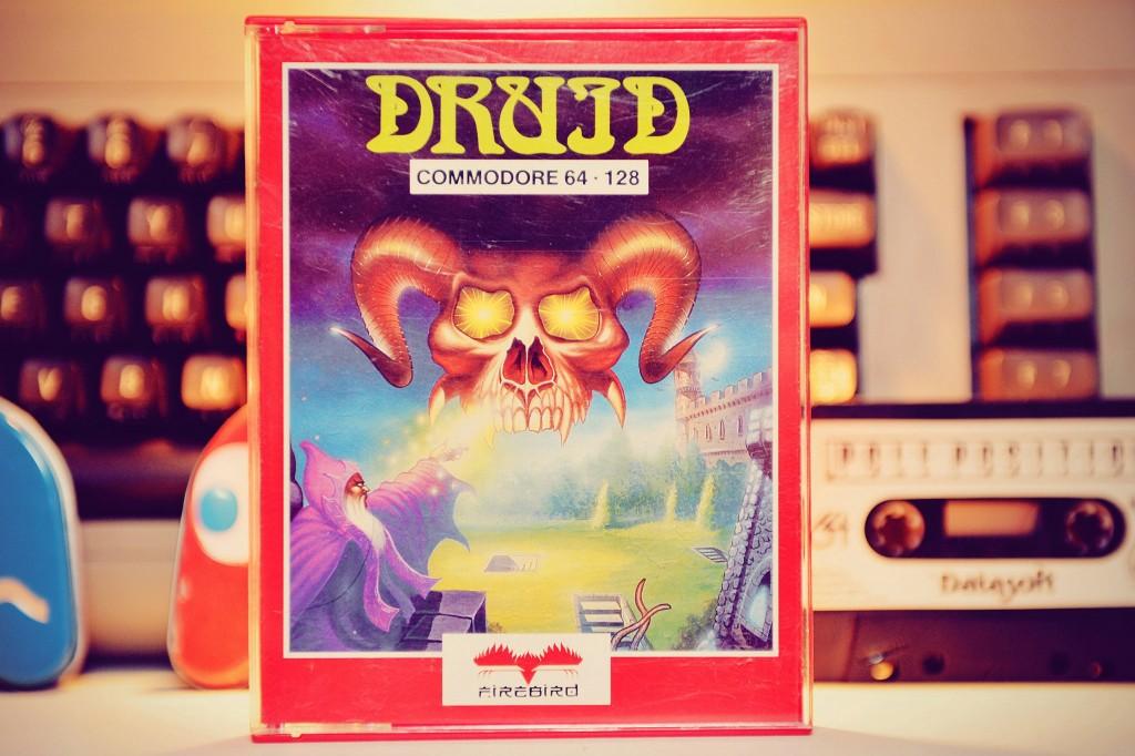 C64 - Druid - K7