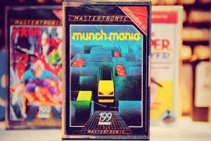 C64 - Munch Mania - K7