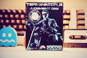 C64 - Terminator 2 - K7