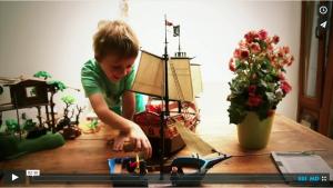 Papa & Charly - L'attaque du repère des pirates