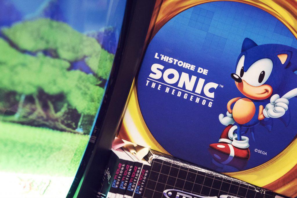 SEGA, c'est plus que QUI ? - L'histoire de Sonic - Pix'n Love