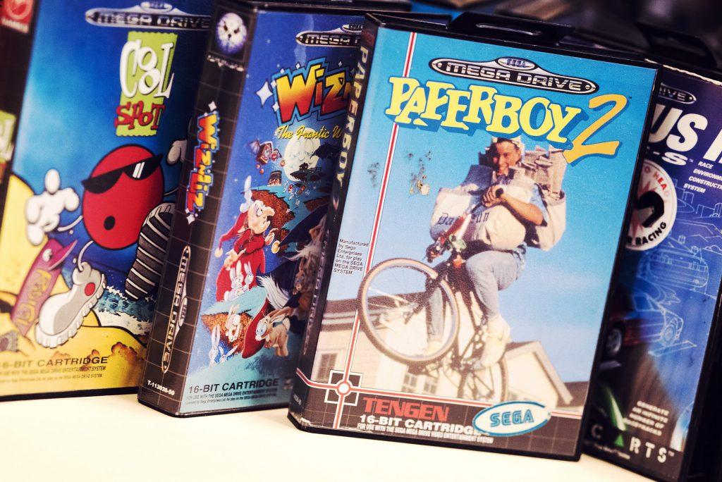 SEGA, c'est plus fort que QUI ? Paperboy 2, Wiz'n'Liz, Cool Spot et Lotus II