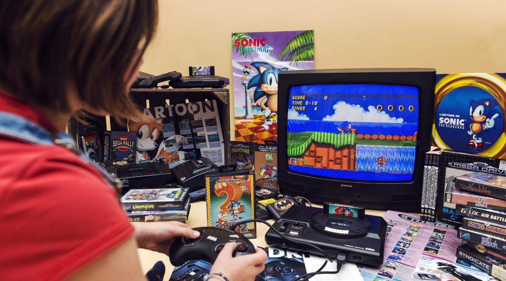 SEGA, c'est plus fort que QUI ? Sonic 2 et ces parties à deux avec Geo Dierckx et Greg Dierckx