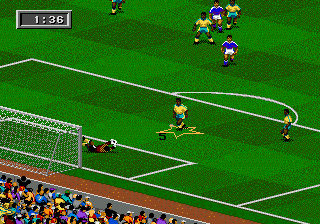 FIFA Soccer 95 - MD (Electronic Arts - Extended Play Productions, 1994)
