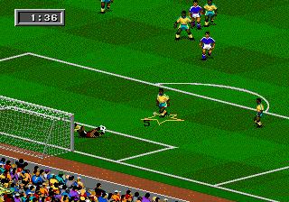 FIFA Soccer 95 (Megadrive)