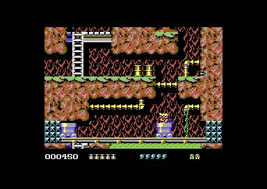 Rick Dangerous 2 (C64)
