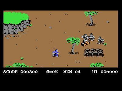 Commando (C64)