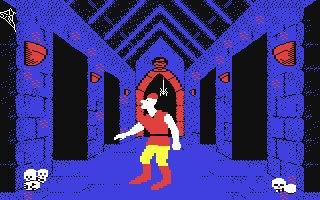 Dragon's Lair (C64)