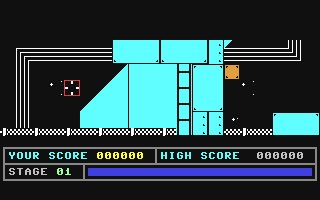 Lee Enfield : Space Ace (C64)