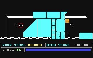 Lee Enfield : Space Ace (C64)