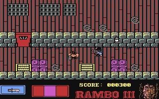 Rambo III (C64)